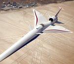 Ça y est, la construction de l'avion supersonique de la NASA débute !