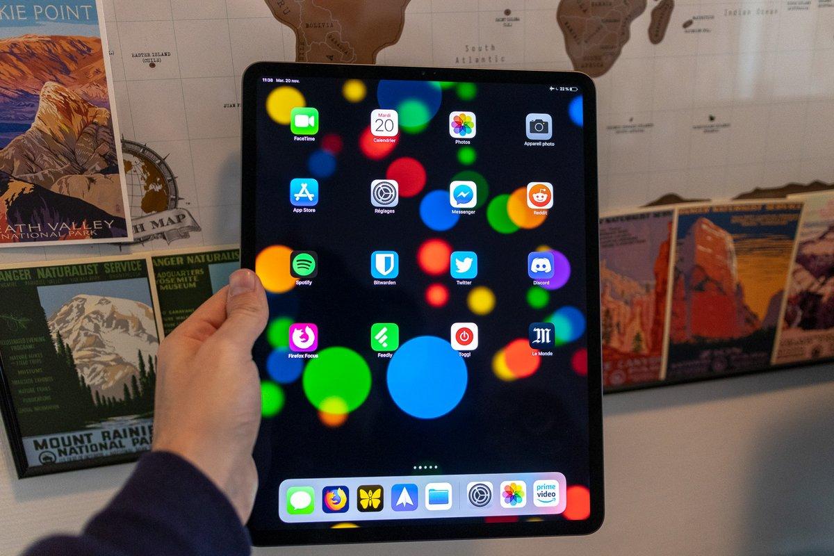 iPad Pro 2018 - Test