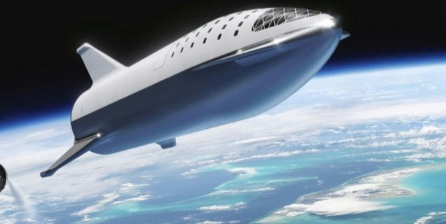 Surprise (non) : le prototype Starship de SpaceX est équipé de batteries conçues par Tesla