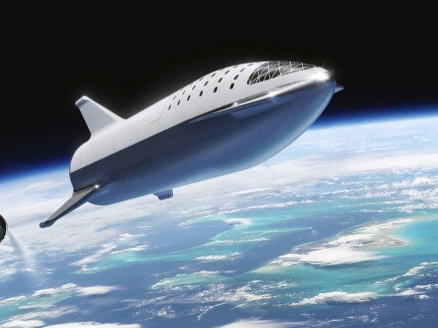 starship - bfr
