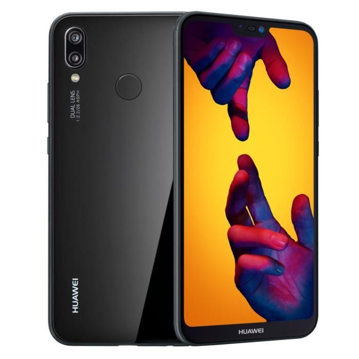 Huawei P20 Lite 64 Go - Noir