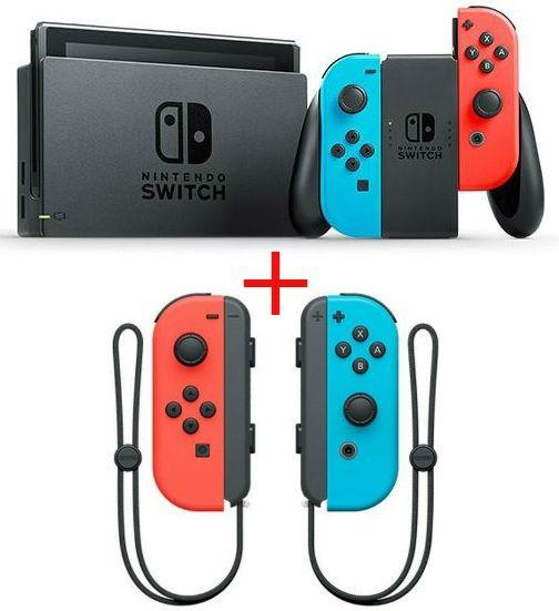 Black Friday : deux packs Nintendo Switch en promotion