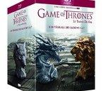 Game of Thrones, (intégrale en blu-ray) à 39,99€ au lieu de 89€ pour le Black Friday