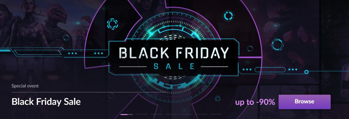 GOG Black Friday sale