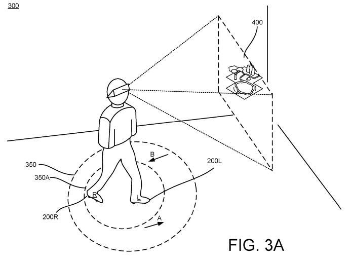 Google VR rollers
