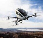Ehang choisit Lyon comme centre de R&D de ses drones