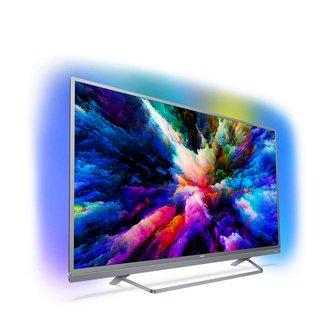 PHILIPS 49PUS7503DVB-C 2 x Port USB DVB-T Compatible DLNA Wifi 2 x Ports USB 1 x Ethernet DVB - T2 DVB - S2 DVB-S 3840 x 2160 pixels 49 pouces 123 cm 1 x CI+ 4 x Entrée HDMI Wi-Fi 16 : 9 NICAM 4K UHD 1 x LAN (RJ-45) Bluetooth HDCP TV LED Ultra HD 4K RJ45 Bluetooth 1 x Entrée Vidéo composante (Y/Pb/Pr) ARC (Audio Return Chanel)