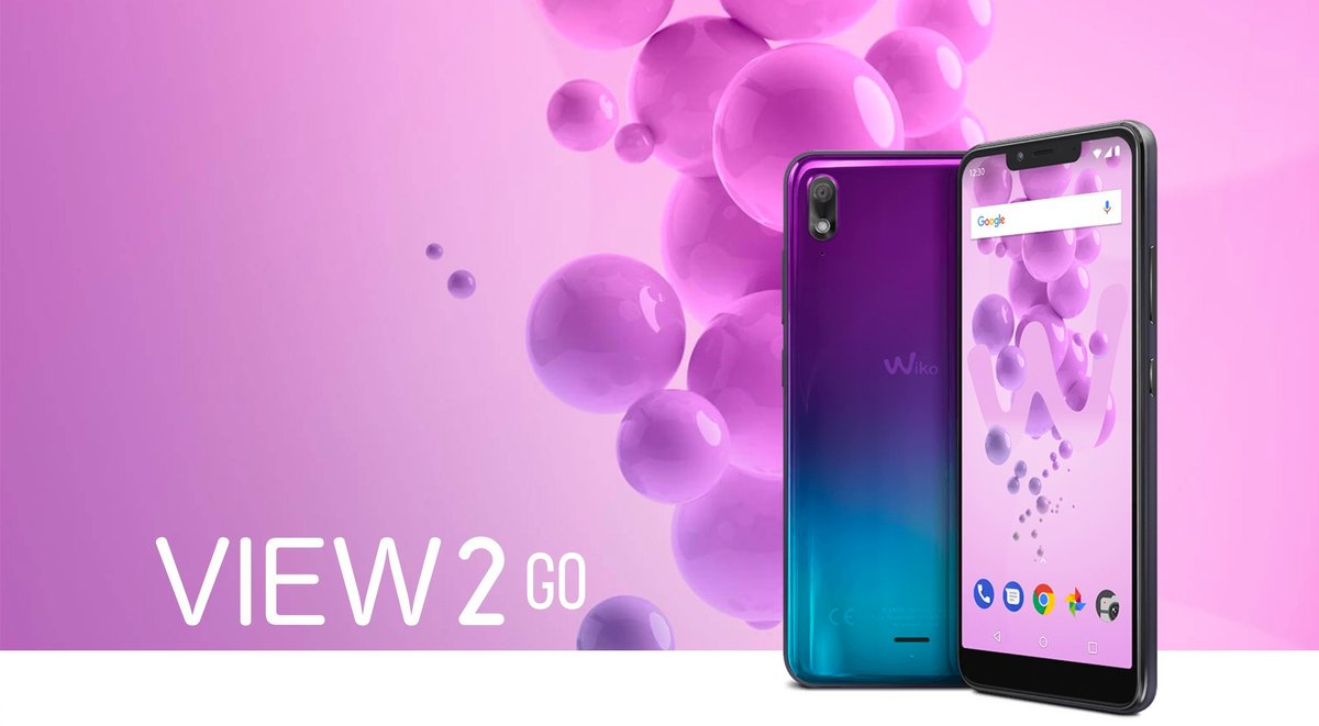 Wiko View2Go