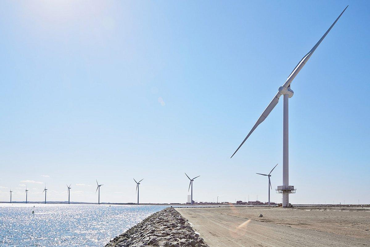 EcoSwing éolienne