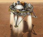 Suivez en direct l'atterrissage d'InSight sur Mars
