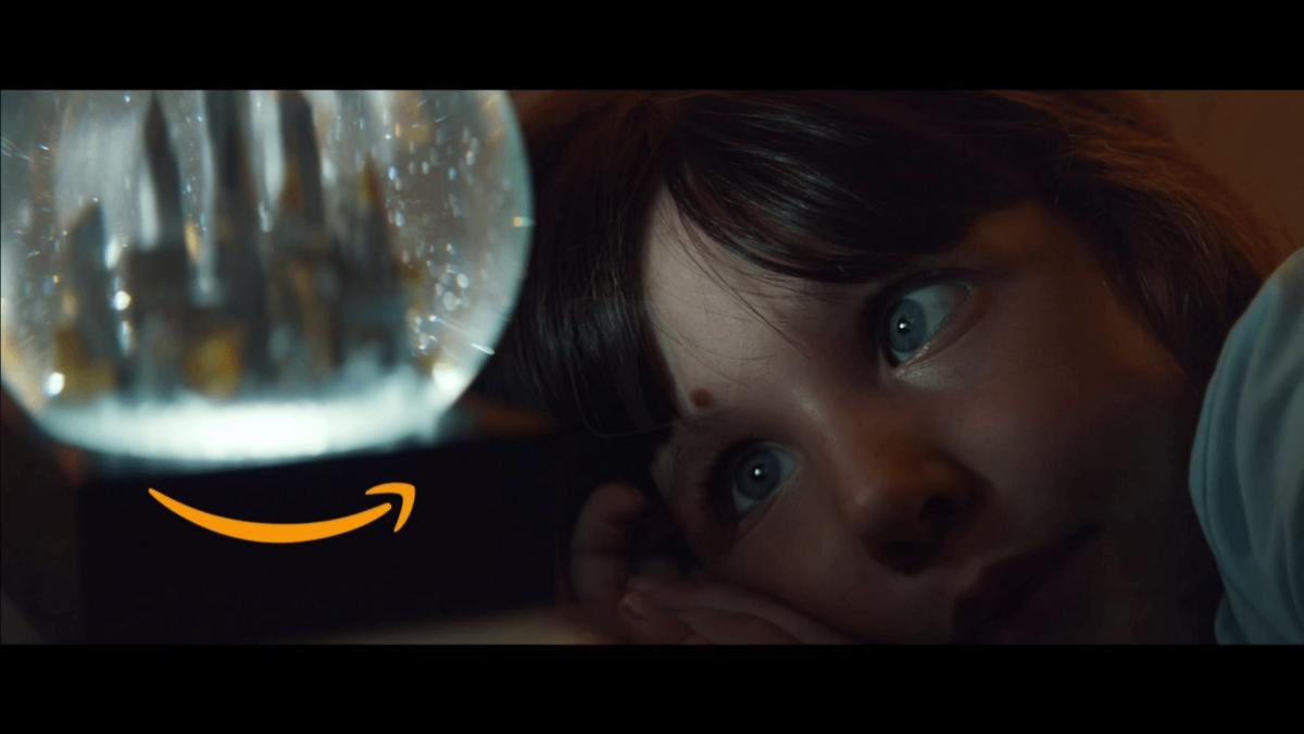 Amazon pub noël 2018