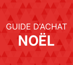 Guide d'achat de Noël : nos idées cadeaux pour un noël high-tech !
