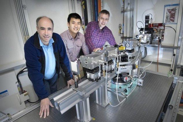 chercheurs laboratoire brookhaven catalyseur