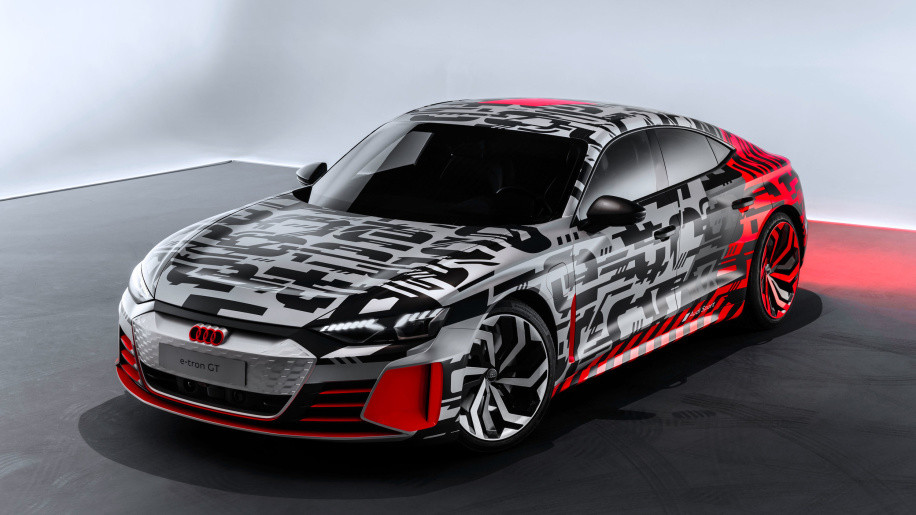 Audi e-tron GT Concept