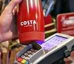 Votre thermos vous permet désormais de payer votre café