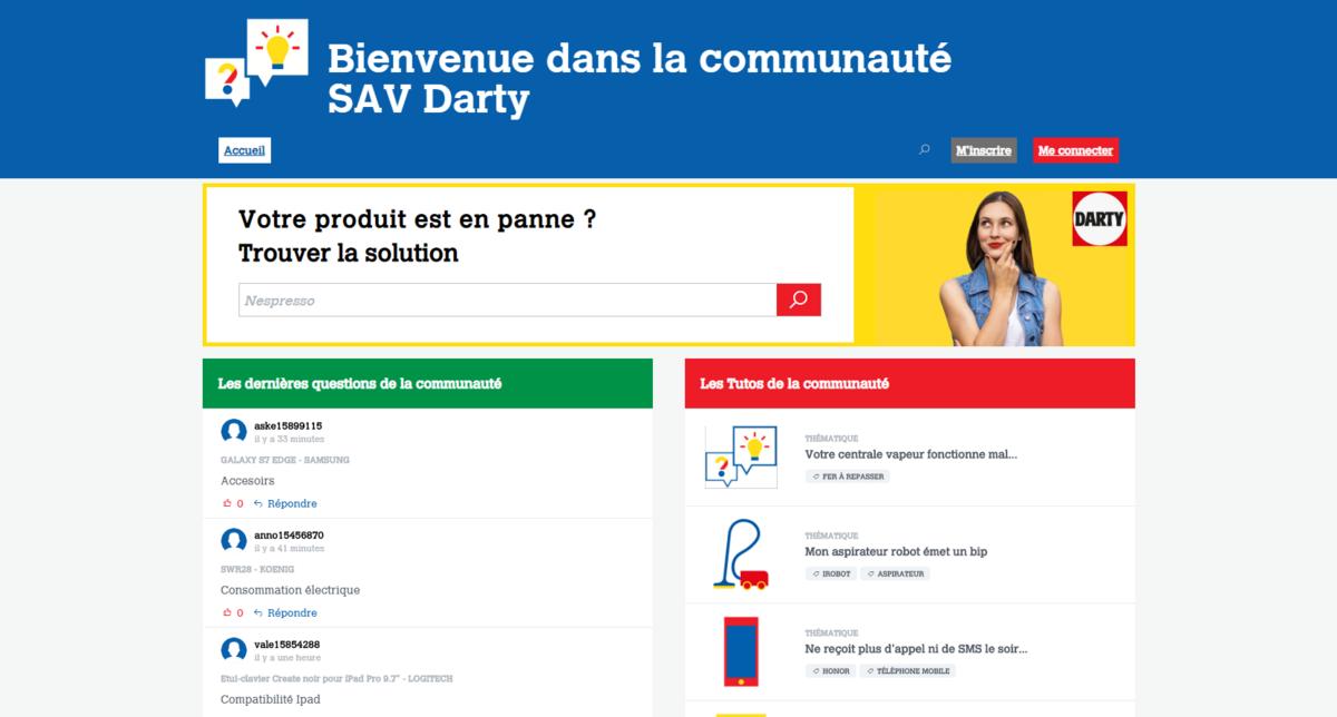 La communauté des clients Darty.png