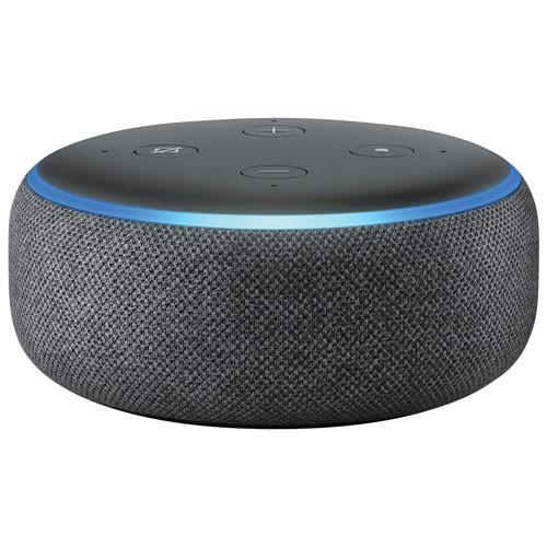 Idée Cadeau Amazon 🎄 Idée cadeau : l'assistant connecté Amazon Echo dot à 59,99€