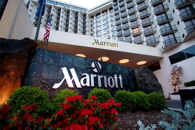 marriott piratage