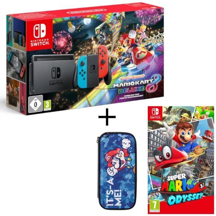 Cdiscount Carte Nintendo.Selection Cdiscount 12 Packs Nintendo Switch Jeux A