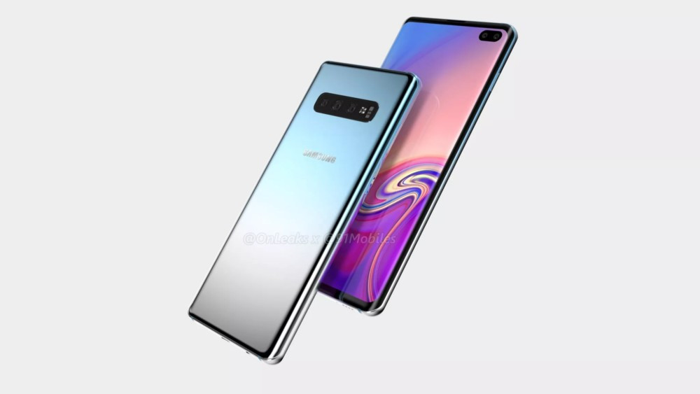 Samsung Galaxy S10 Plus leak 2