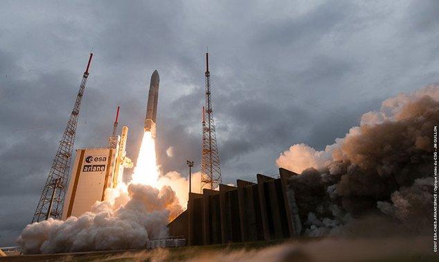 Ariane 5 - Vega