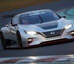 Nismo RC : la nouvelle voiture électrique Leaf taillée pour la course automobile
