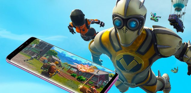 Fortnite 60 ips mobile