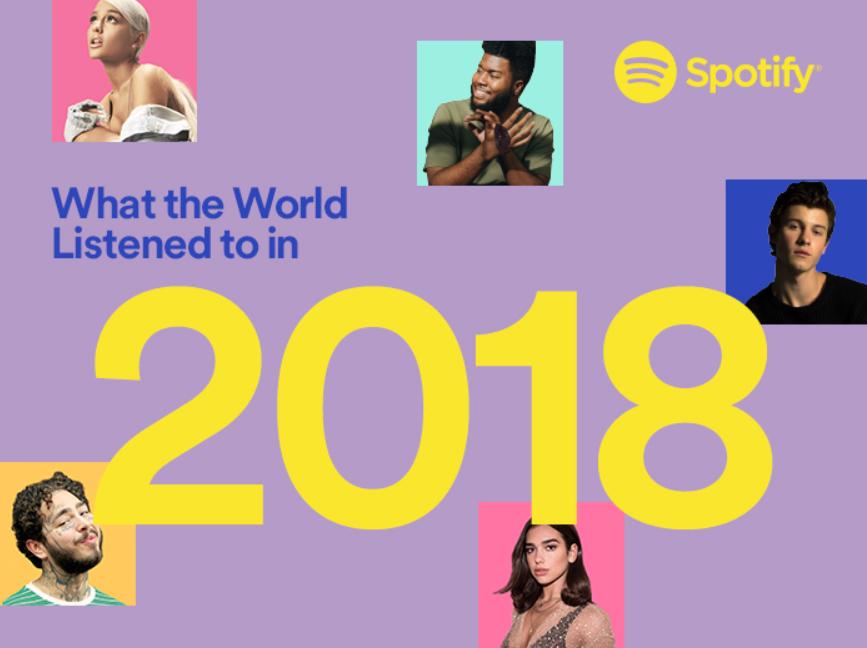Classement Spotify