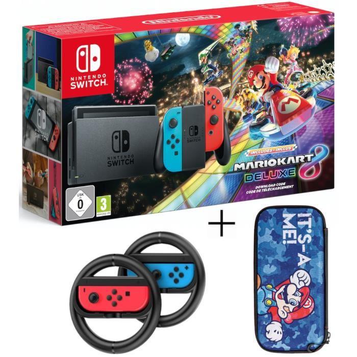 Promotion nintendo switch solde, avis nintendo switch jeux liste