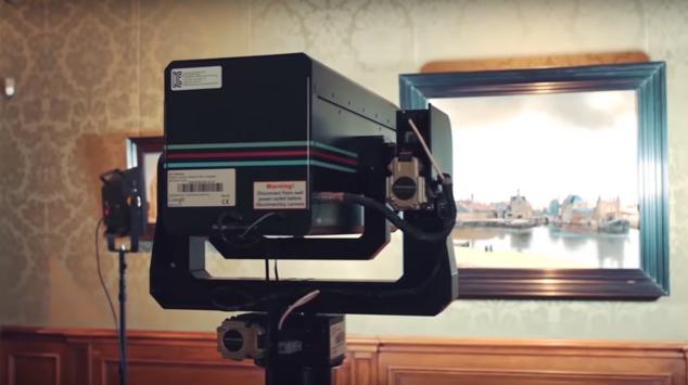 une galerie d art vermeer robot google.png