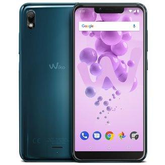 WIKO VIEW2 GO SupernovaMonobloc 2G (GPRS) avec flash 3G avec autofocus MicroSD avec écran tactile 3G+ 3G+ avec APN 5 Mpixels 3G++ avec détection des visages 32 Go Android avec APN 12 Mpixels 160 g avec flash LED 4G LTE Smartphone Double SIM Bluetooth 4.2 4G Téléphone portable 3 Go Qualcomm Snapdragon 430 Tactile Compact 5,93 pouces 3G HSDPA+ 2G 4G+ avec zoom numérique View 2 Bleu