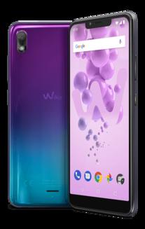 Wiko VIEW2 GO Deep BleenMonobloc 2G (GPRS) avec flash 3G avec autofocus MicroSD avec écran tactile 3G+ 3G+ avec APN 5 Mpixels 3G++ avec détection des visages 32 Go Android avec APN 12 Mpixels 160 g avec flash LED 4G LTE Smartphone Double SIM Bluetooth 4.2 4G Téléphone portable 3 Go Qualcomm Snapdragon 430 Tactile Compact 5,93 pouces 3G HSDPA+ 2G 4G+ avec zoom numérique View 2 Violet intense