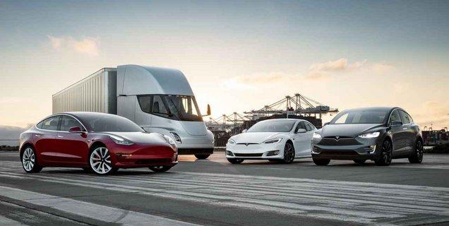 Tesla, Uber et 26 autres entreprises créent ZETA, un lobby en faveur de la voiture électrique