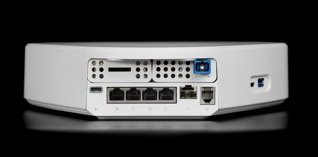 freebox delta server