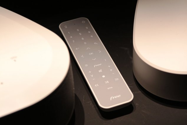 freebox delta freebox one télécommande