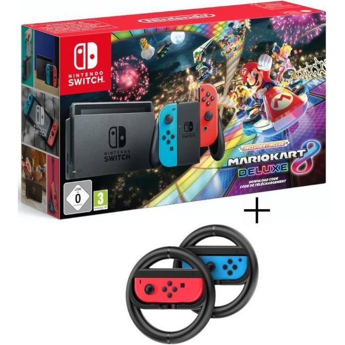 Christmas Mario Kart.5 Pack Nintendo Switch Mario Kart 8 Deluxe For Christmas