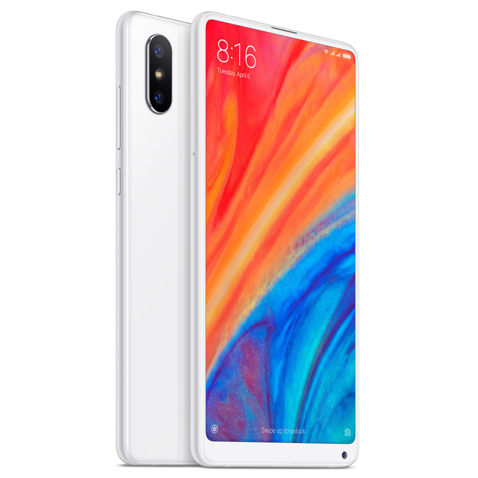 "⚡️ Soldes 2019 : Smartphone 5.99"" Xiaomi Mi Mix 2S - 64 Go à 299€ (avec ODR de 50€)"