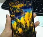 Huawei : une photo volée confirme la caméra placée sous l'écran du Nova 4