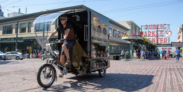 UPS Tricycle