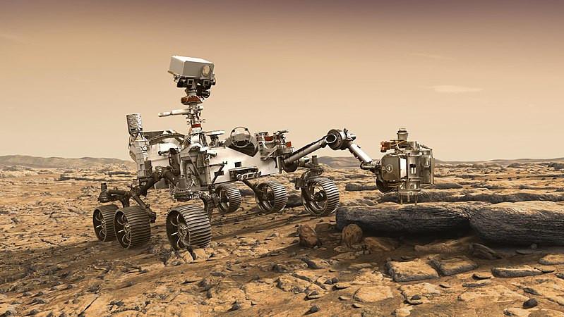 Rover_Mars 2020