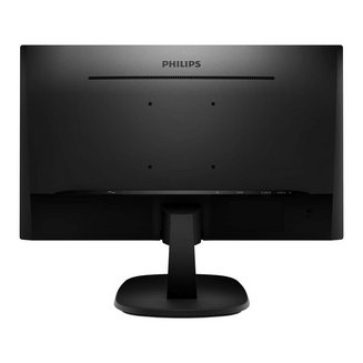 "Philips 24"" LED - 243V7QJABF250 cd/m² 5 ms 24 pouces LED 16:9 Full HD 1920 x 1080 75 Hz 1 x VGA D-Sub 1 x DisplayPort 10,000,000:1 1 x entrée audio 1 x Line IN (Jack 3.5 Femelle)"