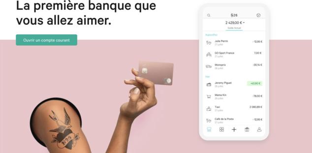 Banque mobile N26 : votre compte courant et carte MasterCard à 0€ 1