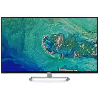 "Acer 31.5"" LED - EB321Hquawidp300 cd/m² LED 16:9 60 Hz 1 x HDMI 100,000,000:1 4 ms WQHD 1 x DisplayPort 31,5 pouces 2560 x 1440 1 x DVI"