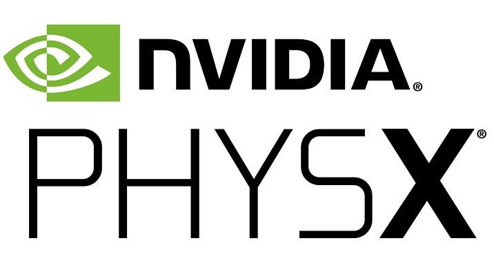 nvidia physics clubic