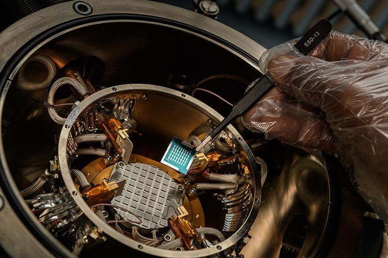 Composant électronique chaleur extrême