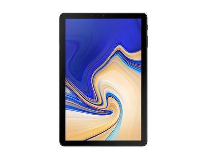 Galaxy Tab S4 Noir 64 Goavec clavier tactile Wifi Micro SD Android Tablette 4 Go 10 Heure(s) 2560 x 1600 Carte SIM Nano 10,5 pouces Octo-Core (8 coeurs) 7300 mAh 1 x USB 3.0 1 x Jack 3,5mm Femelle Stéréo Android 8.1 (Oreo) Snapdragon 835 Bluetooth 5.0 Galaxy Tab S4 64Go Super AMOLED 482,0 g