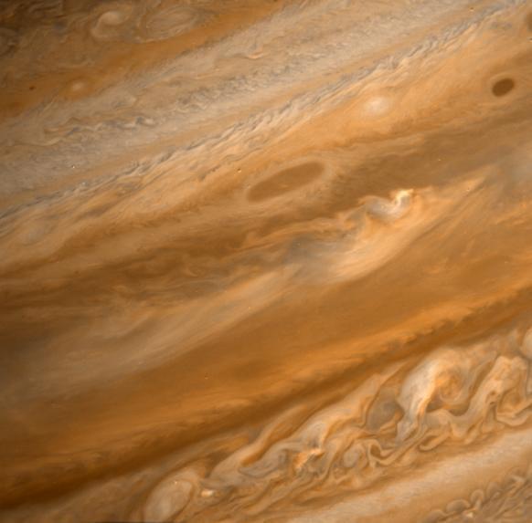 Jupiter détails