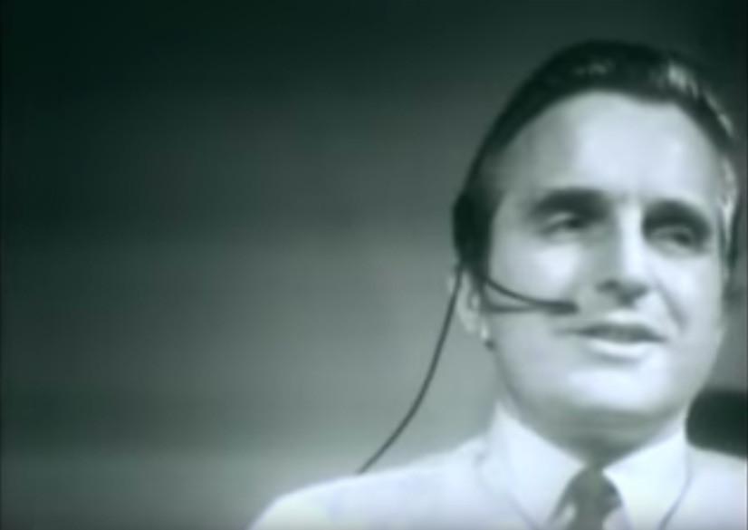 Douglas Engelbart première keynote