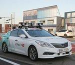 En Corée du Sud, K-City : une ville entière dédiée aux tests de voitures autonomes