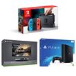 Xbox One, Switch, PS4 : notre sélection de consoles à mettre sous le sapin pour Noël